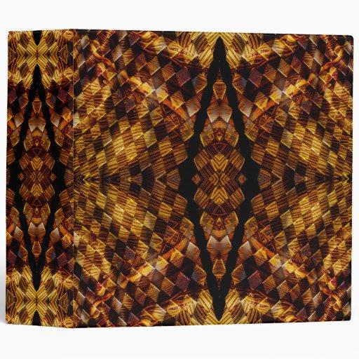 Chewbacca Chesterfield Checkers Mandala Binder