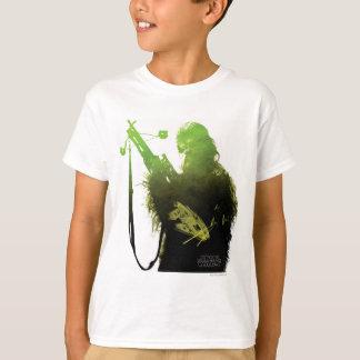 Chewbacca Fun Retro Graphic T-Shirt