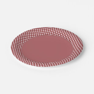 CHEX 10-WINE-PAPER PLATES-3 PAPER PLATE  sc 1 st  Zazzle & Prim Plates | Zazzle
