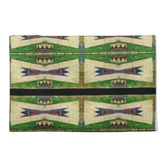 Cheyenne 1880's Parfleche design Travel Accessory Bags