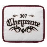 Cheyenne 307 mangas de iPad