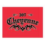 Cheyenne 307 postal