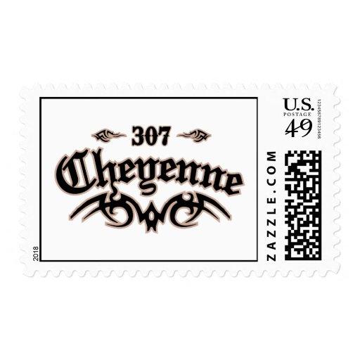 Cheyenne 307 sello