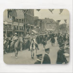 Cheyenne Frontier Days parade. Mouse Pad