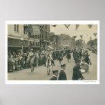 Cheyenne Frontier Days parade. Print