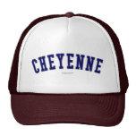 Cheyenne Gorra