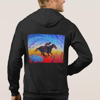 Cheyenne  hunter hoodie