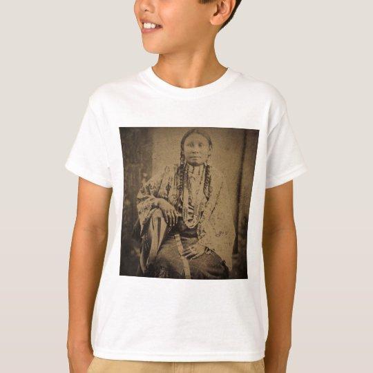 Cheyenne Indian Scout Nettie Bear T-Shirt