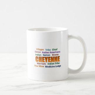 Cheyenne Indians Coffee Mug