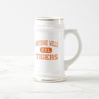 Cheyenne mana - los tigres - arriba - los pozos de tazas de café