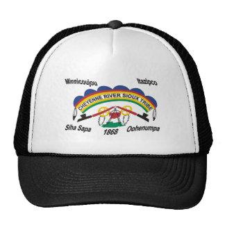 Cheyenne River Sioux Flag Hat