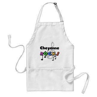 Cheyenne Rocks Adult Apron