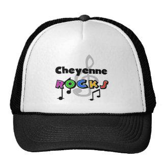 Cheyenne Rocks Trucker Hat