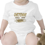 Cheyenne Tribal Pride Baby Creeper