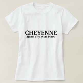 Cheyenne Wyoming T-Shirt