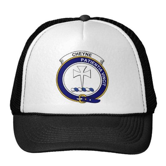 Cheyne Clan Badge Trucker Hat