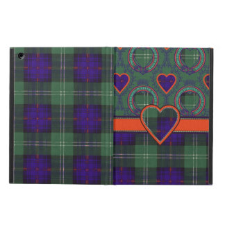 Cheyne clan Plaid Scottish kilt tartan Cover For iPad Air