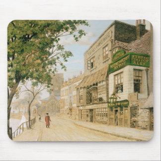 Cheyne Walk, Chelsea, 1857 Mouse Pad