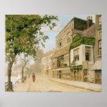 Cheyne Walk, Chelsea, 1857 Print