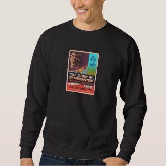 CHFU black The Curse of Frankenstein 3  sweatshirt