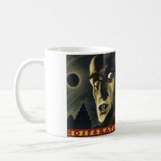 CHFU white Nosferatu One mug