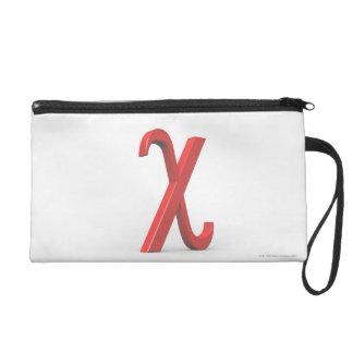 Chi 2 wristlet purse