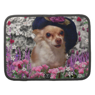 Chi Chi in Flowers - Chihuahua Puppy in Cute Hat Planner