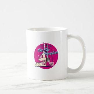 Chi Chi Revolver Hula Hoop Classic White Coffee Mug