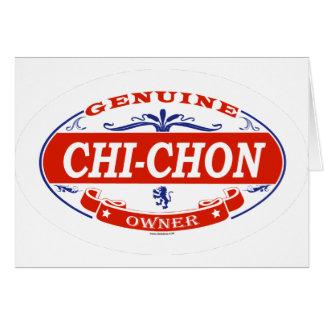 Chi-Chon  Card
