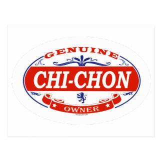 Chi-Chon  Postcard