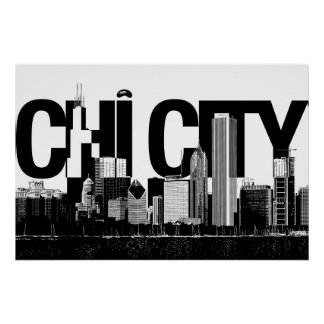 CHI CITY 1 Poster
