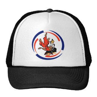 Chi in Aikido Trucker Hat