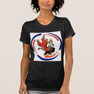 Chi in Aikido T Shirt
