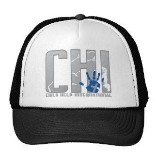CHI Logo Gear Trucker Hat