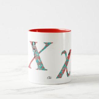 CHI Two-Tone COFFEE MUG