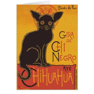 Chi Negro apparrel Card