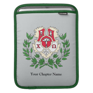 Chi Omega Crest Gifts Electronics & Tech Accessories | Zazzle