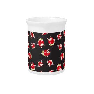 chi pattern-01 beverage pitcher