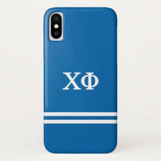 Chi Phi   Sport Stripe iPhone X Case