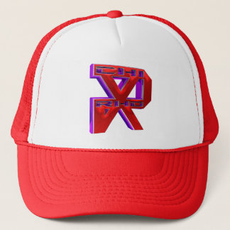 Chi Rho 1 Trucker Hat