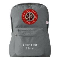 Chi-Rho American Apparel™ Backpack