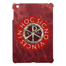 Chi-Rho iPad Mini Cover