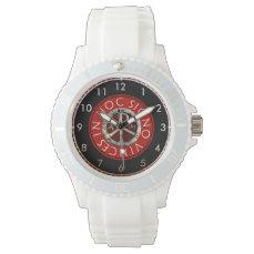 Chi-Rho | The Monogram Of Christ Wristwatch