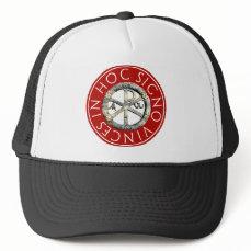 Chi-Rho Trucker Hat
