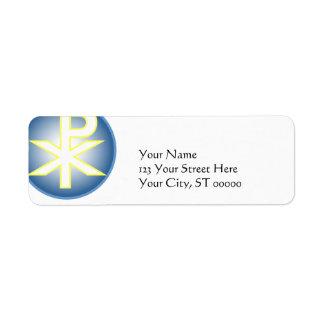 Chi Ro Christian Label