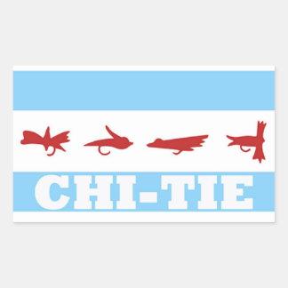 Chi- Tie sticker