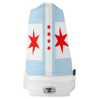 Chi Towns High-Top Sneakers