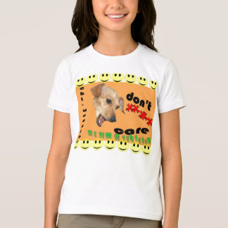 Chi-weenie Don't Care T-Shirt