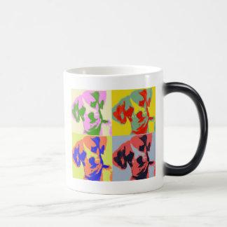 Chi-Weenie Pop Art 11 Oz Magic Heat Color-Changing Coffee Mug