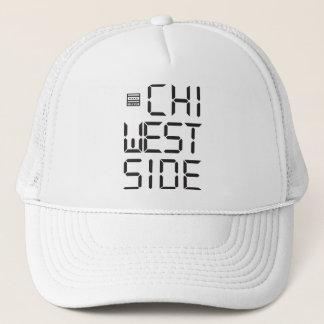 CHI WEST SIDE Bold Star Trucker Hat